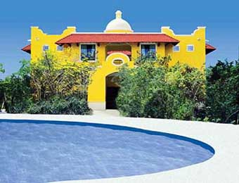 The Occidental Grand Hotel of Cozumel, Mexico